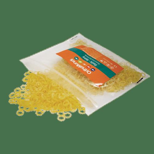Elástico Intraoral Natural - OrthoMundi 1/8 Pesado