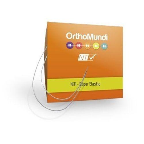 NiTi Redondo - OrthoMundi 010 Inferior