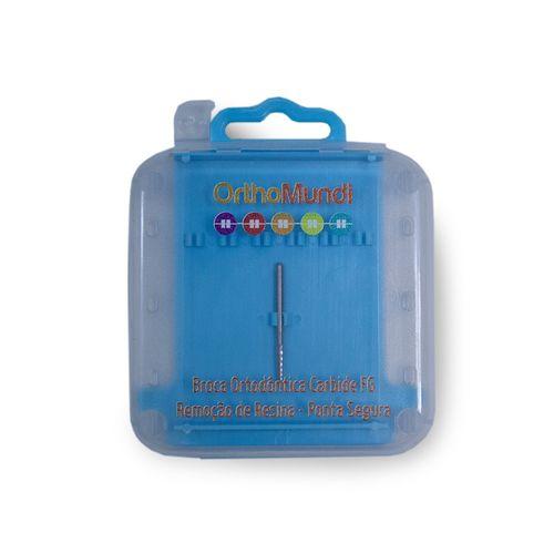 Broca Ortodôntica para Remoção de Resina - OrthoMundi Embalagem Unitária