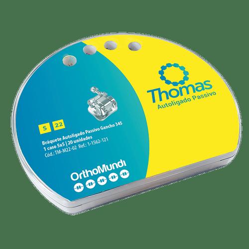 Bráquete Autoligado Passivo Standard THOMAS - OrthoMundi